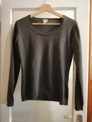 hessnatur Crewneck Sweater multicolored cotton