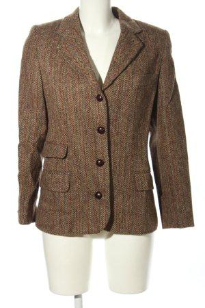 Hess Natur Tweed Blazer allover print business style