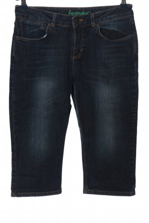 hessnatur 3/4 Length Jeans blue casual look