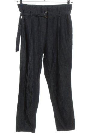hessnatur 7/8 Jeans blau Elegant