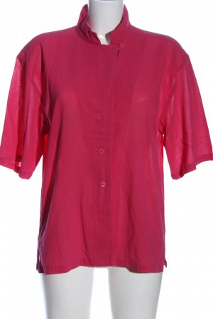 hessnatur Hemd-Bluse pink Casual-Look