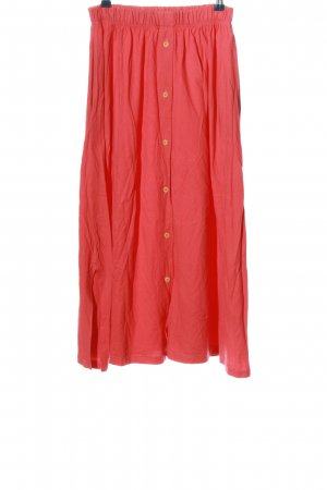 hessnatur Midirock pink Casual-Look