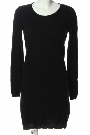 hessnatur Pulloverkleid schwarz Casual-Look