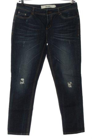 hessnatur Slim Jeans blau Casual-Look