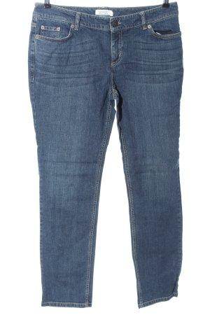 hessnatur Straight-Leg Jeans blau Casual-Look