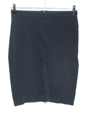 hessnatur Stretchrock blau Casual-Look