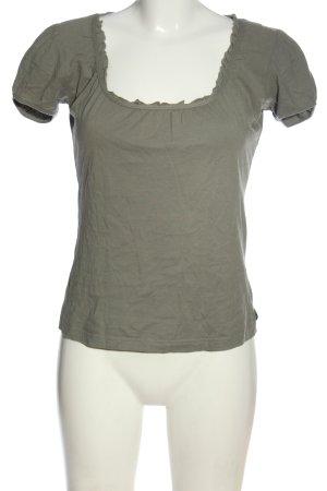 hessnatur T-Shirt khaki Casual-Look
