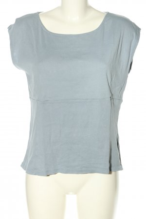 hessnatur T-Shirt blau Casual-Look