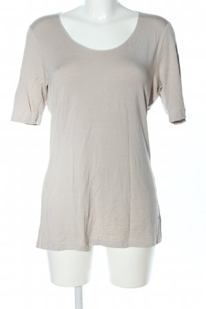 hessnatur T-Shirt hellgrau Casual-Look