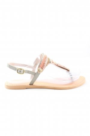 hey marly Comfort Sandals multicolored casual look