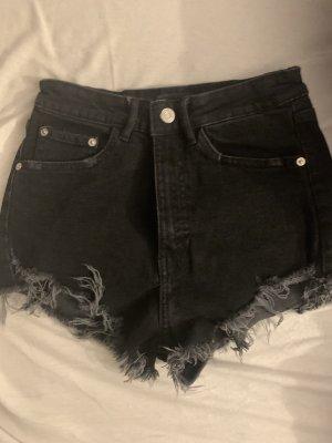 HI-RISE Jeansshorts