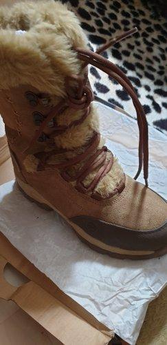Hi-tec Laarzen met bont veelkleurig