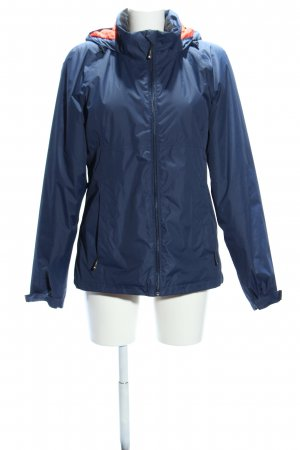 hickory Raincoat blue casual look