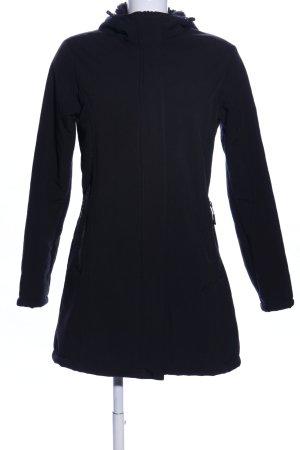 hickory Softshell Jacket blue casual look