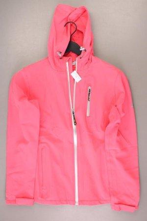 Kurtka softshell jasny różowy-różowy-różowy-różowy neonowy Poliester