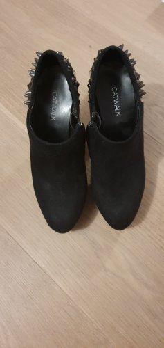 Deichmann Loafer nero
