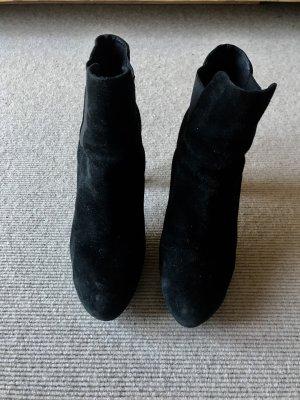 High-heel Booties