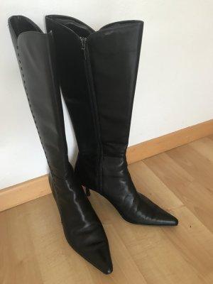 Carvela High Heel Boots black leather