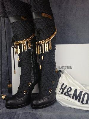 High Heel Neue H&Moschino Stiefel