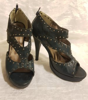 Claudia Ghizzani High Heel Sandal multicolored
