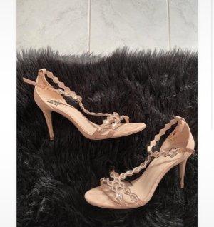 Bibi Lou Hoge hakken sandalen veelkleurig