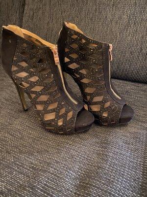 High heel Sandaletten Gr. 40