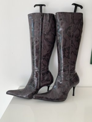 Apart Impressions High Heel Boots dark violet-black