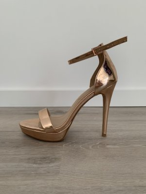 Aldo High Heels rose-gold-coloured-gold-colored