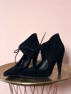 Kenneth Cole Escarpins à lacets noir