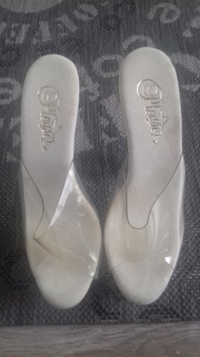 -8- Venice Tacones altos blanco