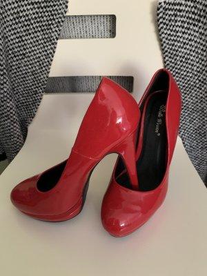 Belle Women High Heels red