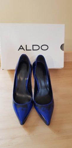 Aldo High Heels multicolored leather