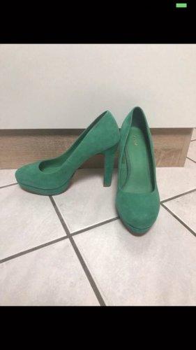 High Heels Akira grün