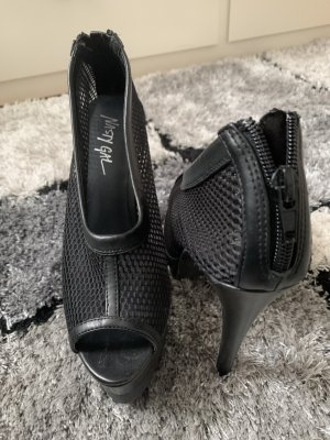 High Heels aus Leder