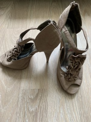 High Heels | Beige | Größe 40 | H&M