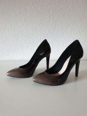 Bianco High Heels grey-grey brown