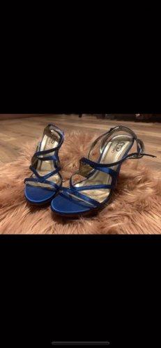 High Heels blau makgio