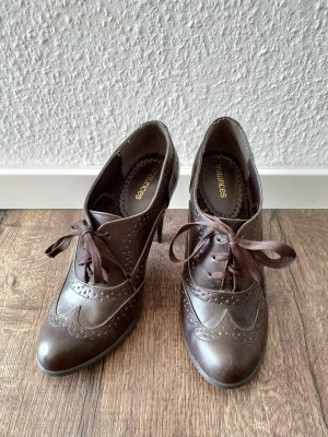 Maurices Lace-up Pumps brown-light brown