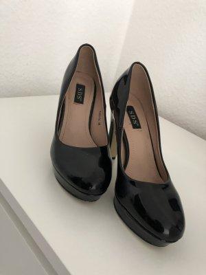 0039 Italy High Heels black