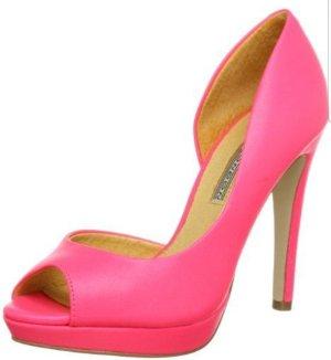 Buffalo London High Heels pink