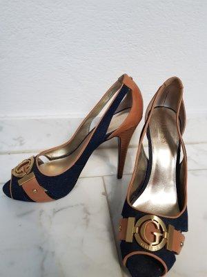 Guess High Heels light brown