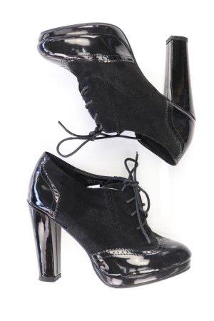 High Heels Größe 37 schwarz