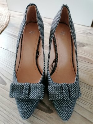 H&M High Heels black-grey