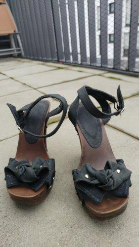 Bellucci High Heels black-brown
