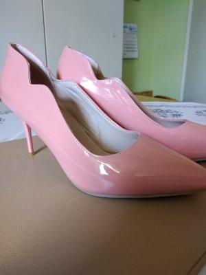High Heels in Pink -  Elegante Damenschuhe in Lack
