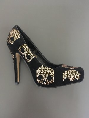 High Heels Iron Fist