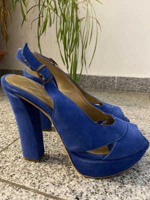 Catwalk High Heels blue