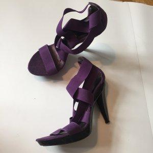 High Heels Lila Gr. 36