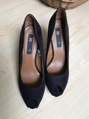 High Heels Mango schwarz