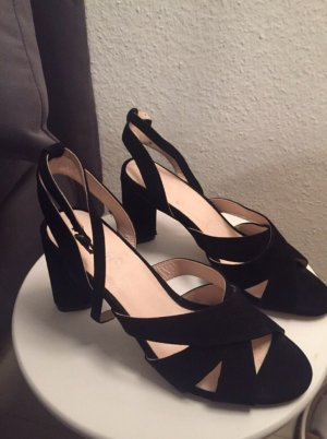 Bianco High Heels black